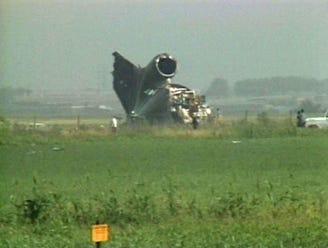Photos: The crash of Flight 191