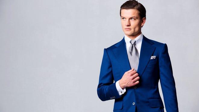 Create a custom designed suit.