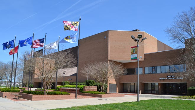 Staff photo by Liz Holland. The Wicomico Youth & Civic Center in Salisbury.