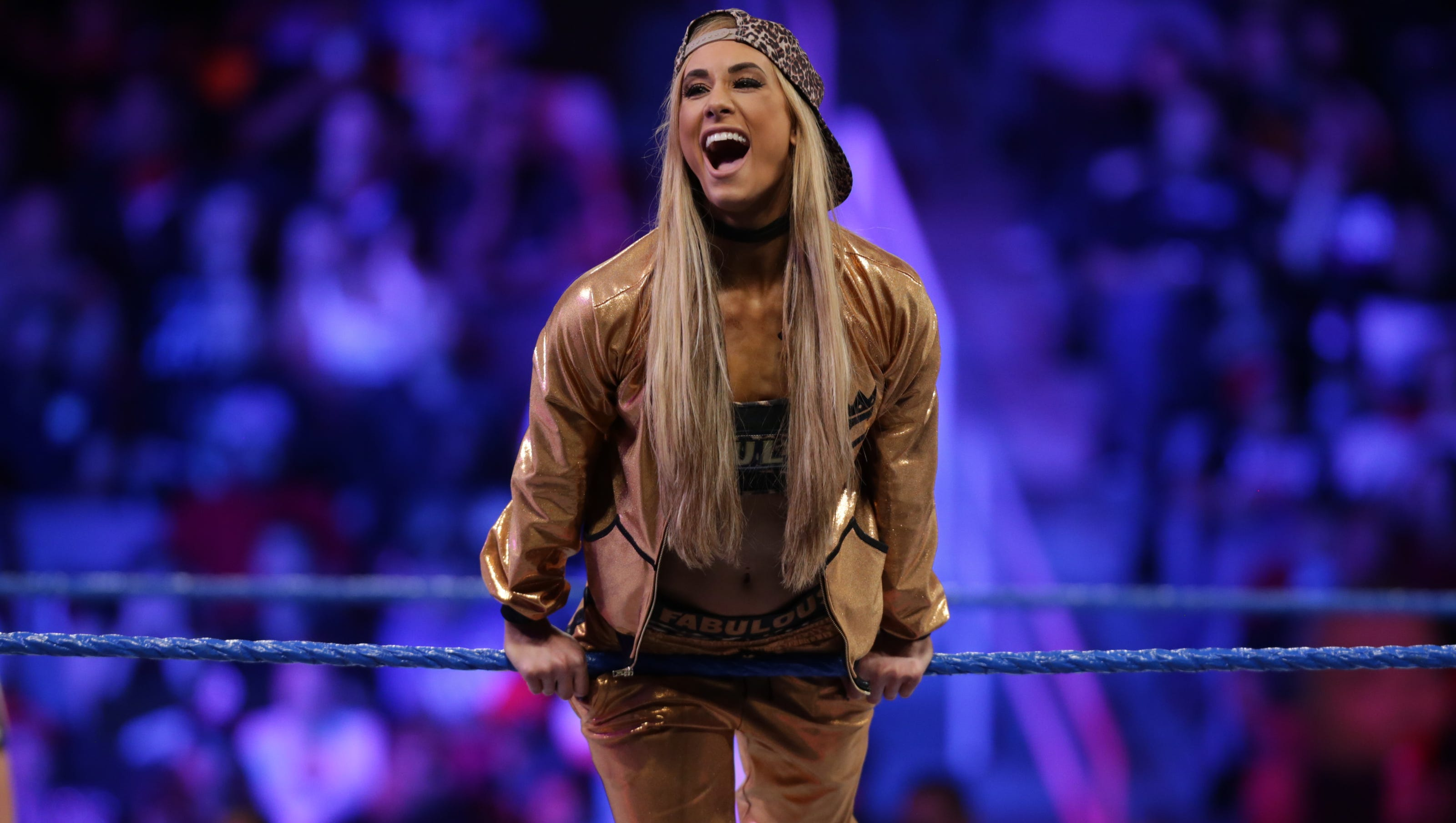 SmackDown's Carmella Part Of WWE's Next Gen