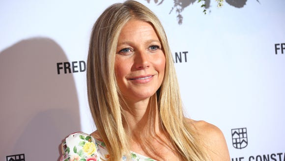 Gwyneth Paltrow at the Frederique Constant Launch Party