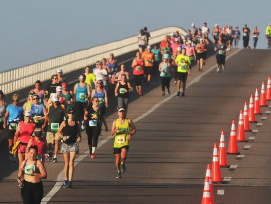 Publix Florida Marathon in Melbourne