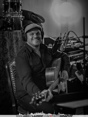 Montreal musician Adam Karch plays Saturday at the Good Times Cafe in Hinesburg.