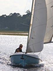 Please credit both sailing photos to Jeff Swain- BOD Friends of Lake Jackson