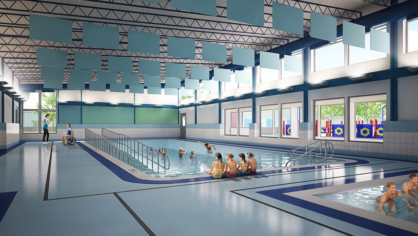 Rockland boces swimming pool referendum passes for Pool durchmesser 4 50