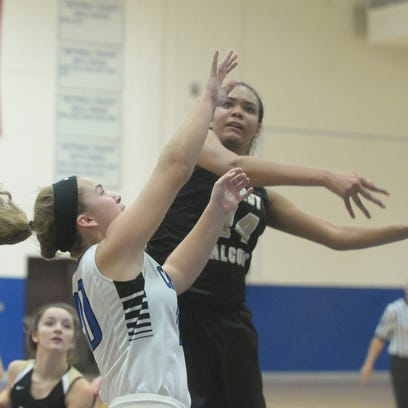 Class 2A No. 5 Falcons keep TEC to themselves