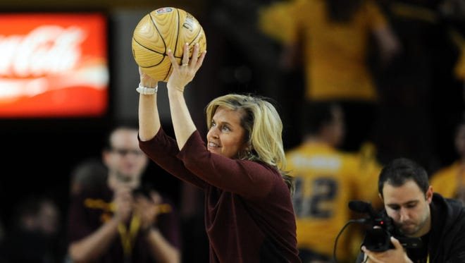 ASU coach Charli Turner Thorne received a 2018 commitment Friday from 6-1 forward Jayde VanHyfte from Annawan, Ill.