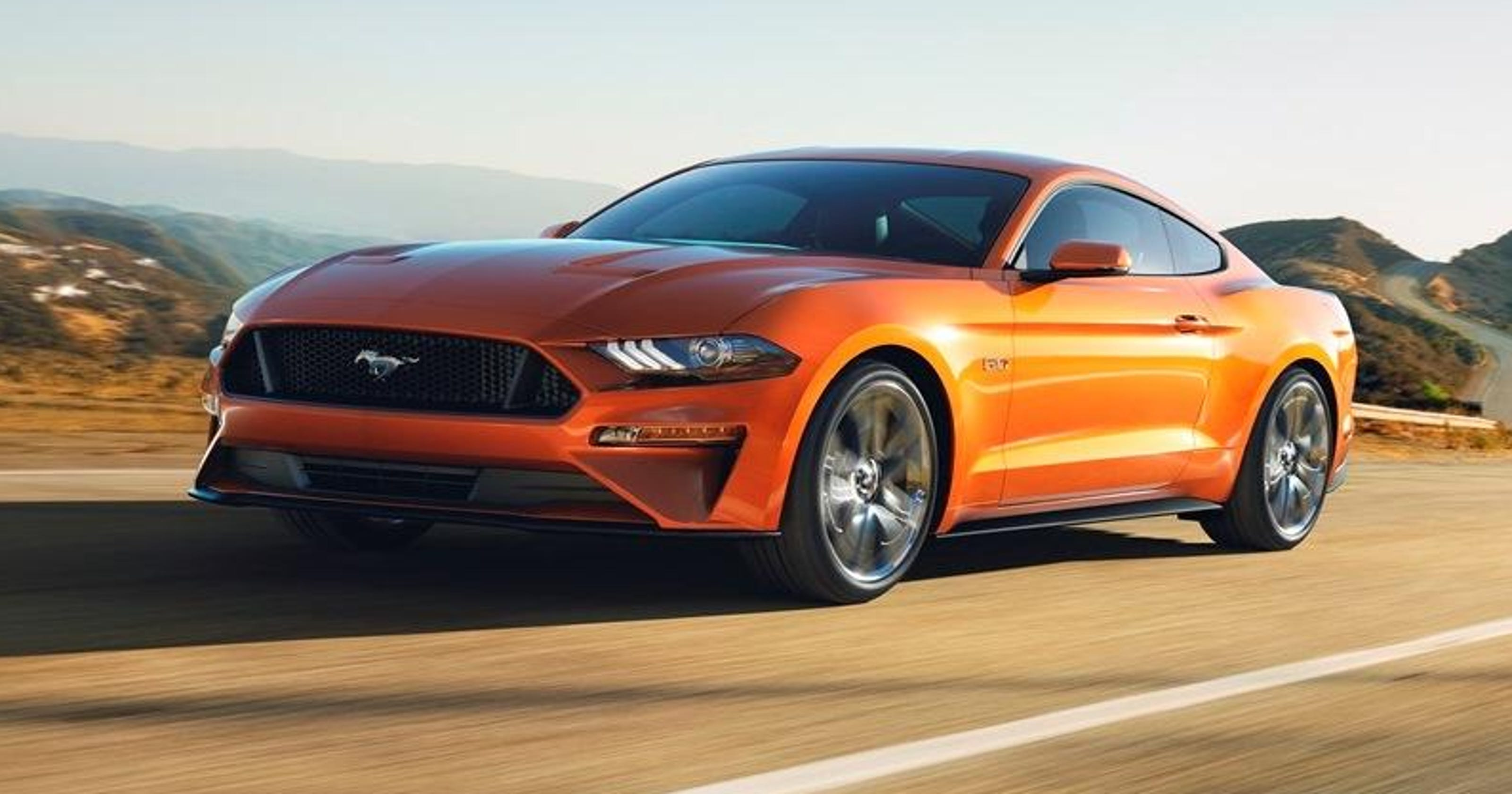 2018 mustang gt will be fords fastest ever