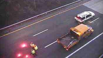 Southbound traffic delays exist on the Taconic State Parkway starting around  Underhill Avenue due to a crash on Weds., Jan. 6, 2015.