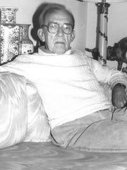 Guy Goodman of Palmyra, who was murdered by Carolyn