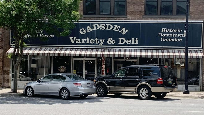 Kay Moore, director of Downtown Gadsden Inc., says there already has been interest in Gadsden Variety after its owners announced they plan to shut the business down on July 3.