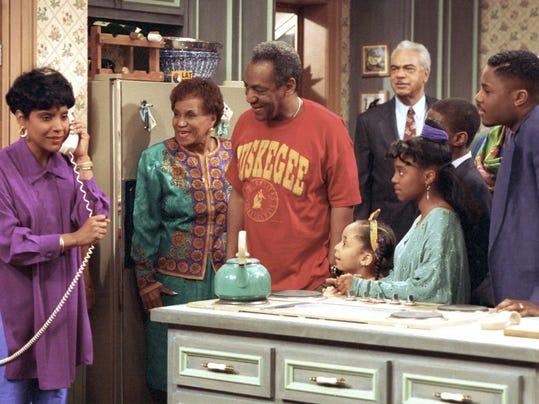 Bill Cosby, Phylicia Rashad