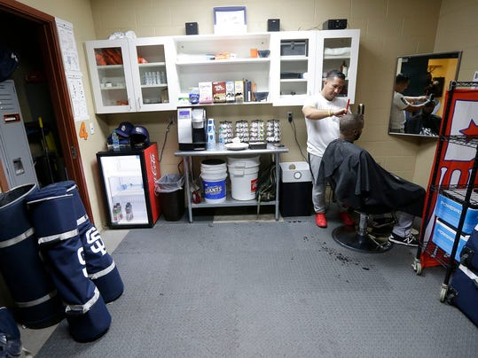 Grooming At Ballpark Becoming Trend For Baseball Players