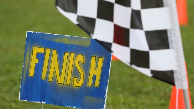 East Canton Cross Country Invitational on Wednesday, Sept. 2, 2020.