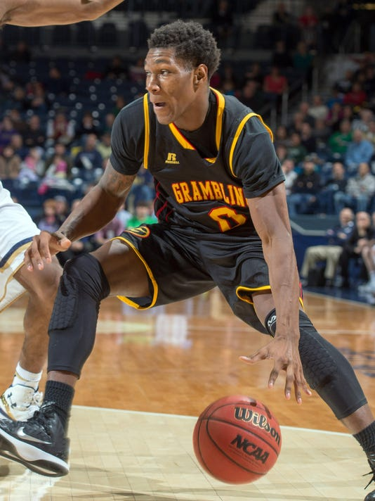 NCAA Basketball: Grambling State at Notre Dame