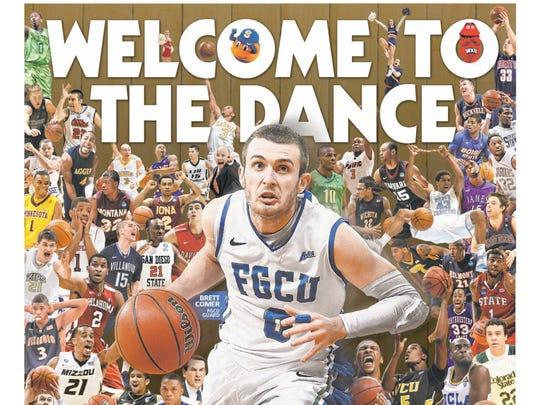NCAA FGCU Sports cover