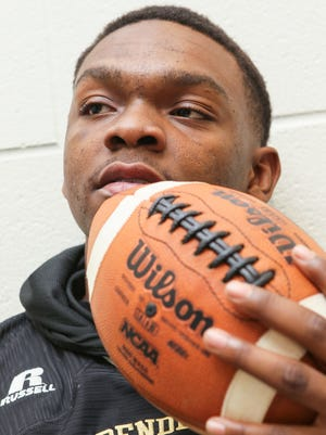 The next step for Pendleton's Brad Johnson will be what school he signs with in February. The 6'3, 230-pound defensive end will decide between South Carolina and Virginia Tech.