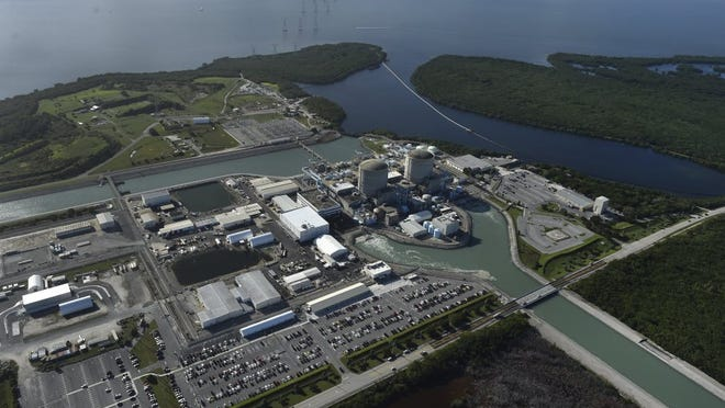 FPL's St. Lucie Nuclear Power Plant, located on Hutchinson Island in Jensen Beach, will hold its quarterly test of its warning sirens at noon Thursday, Sept. 3, 2020.