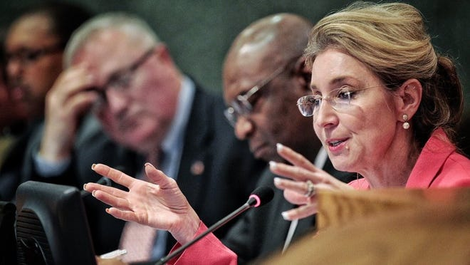 Chairwoman Heidi Shafer