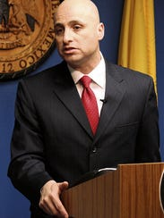New Mexico Attorney General Hector Balderas