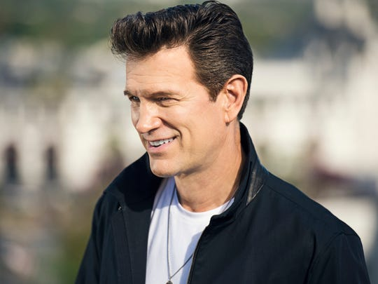 Chris Isaak plays a concert at the Cascade this week.