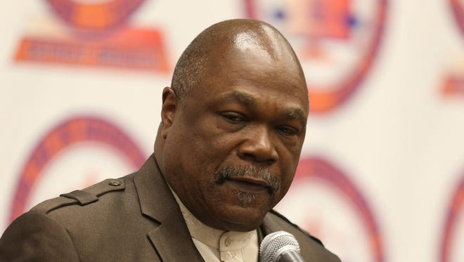 The Rev. Wendell Anthony, president of the Detroit Branch of the NAACP.