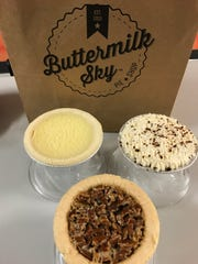 Buttermilk Sky Pie Shop is in Murfreesboro at 2314 Medical Center Parkway.