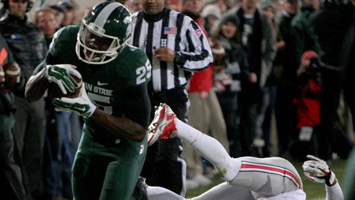 Ex-Spartan Keith Mumphery sues Michigan State over sex assault expulsion