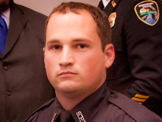 Fallen officer Thomas LaValley