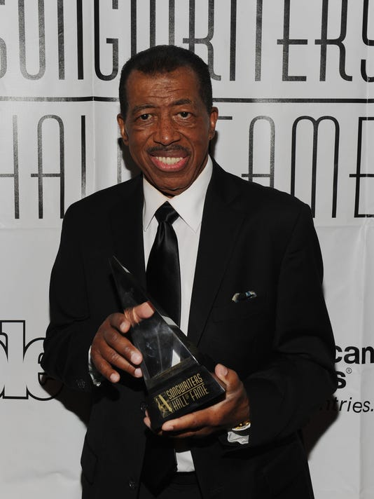 15e35985100d Inductee Ben E. King attends the Songwriters Hall of Fame 43rd Annual  induction and awards at The New York Marriott Marquis on June 14