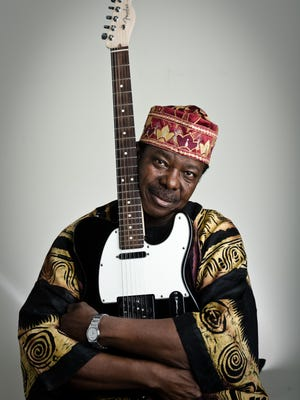 King Sunny Ade headlines the 24th Concert of Colors festival.