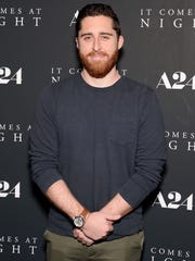 Trey Edward Shults, writer/director of 'It Comes at