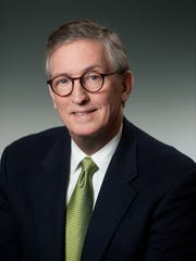 Physician Hal Lawrence is CEO of the American College