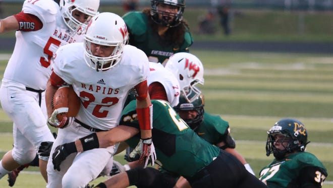The Wisconsin Rapids football team is looking to snap a two-game skid when it travels to Marshfield Friday.