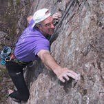 Meet the Godfather of Marquette rock climbing: Phil Watts