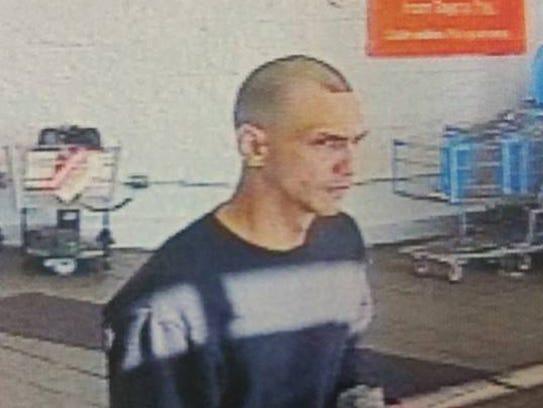 Cleona Borough police are searching for John Toledo-Vasquez