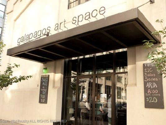 Galapagos Art Space in Brooklyn