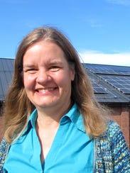 Miranda Schreurs, director of the Environmental Policy