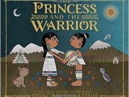 'The princess and the warrior