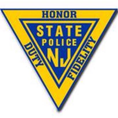 New Jersey State Police say someone stole an unmarked
