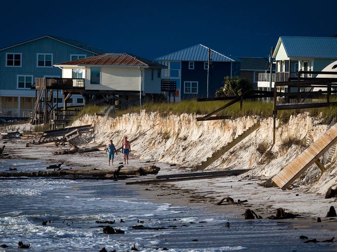 Shrinking Shores How Florida Leaders Are Failing The States Famous