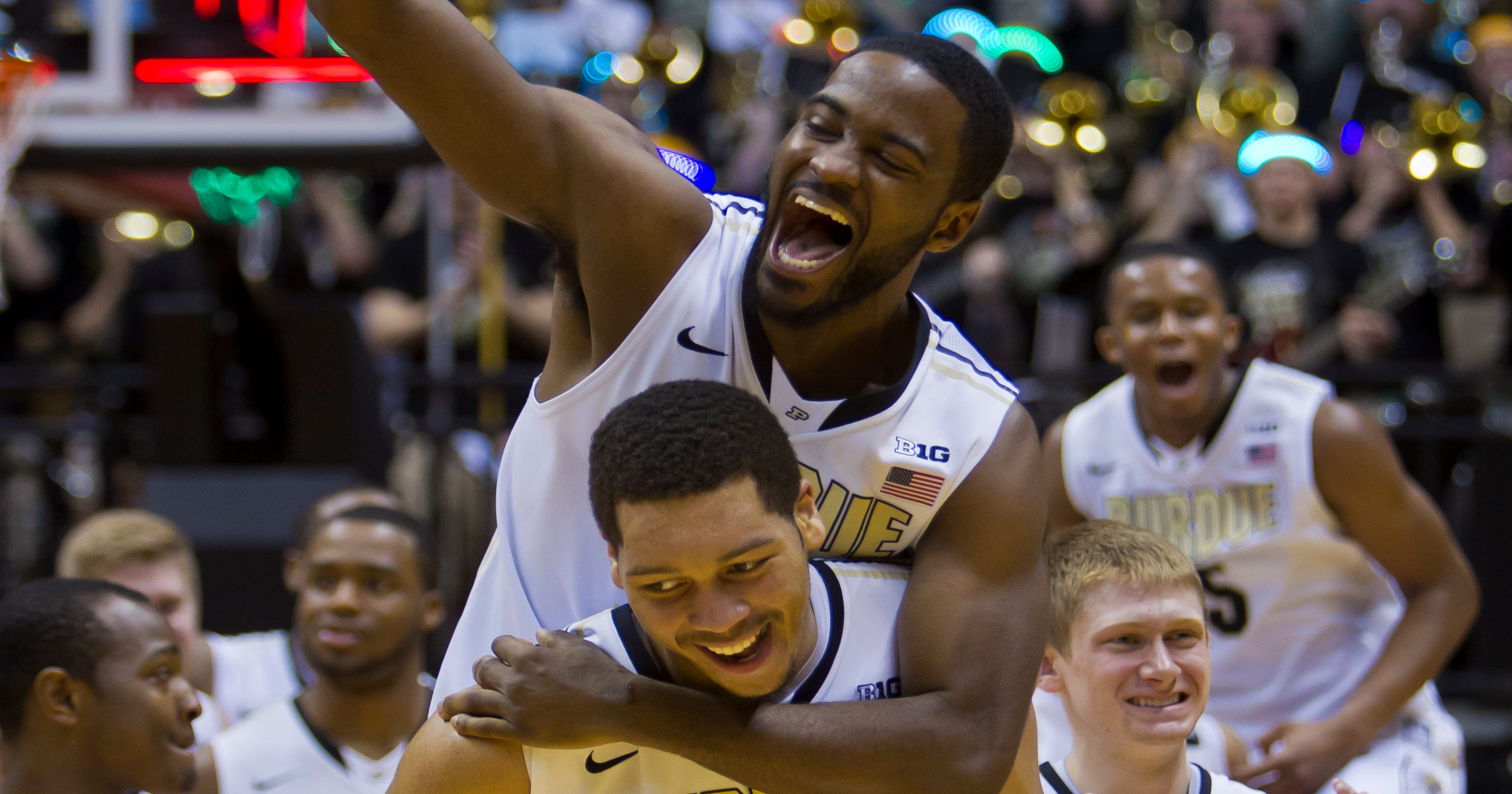 purdue men's basketball releases nonconference schedule