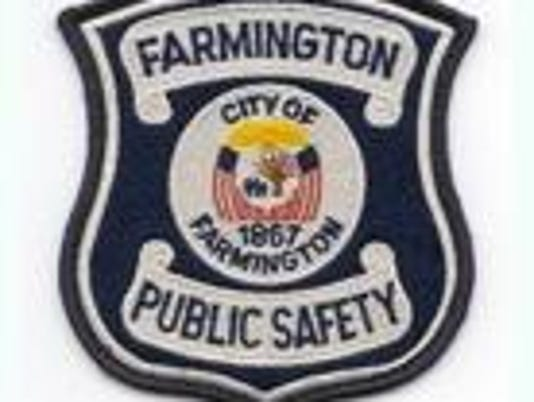 Farmington Police patch