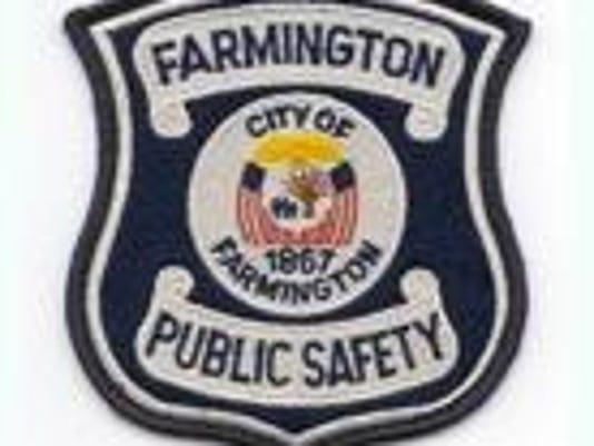 Farmington Police patch
