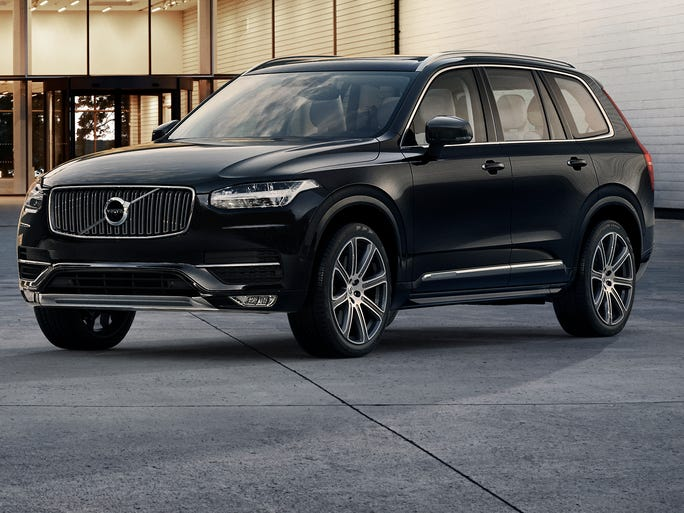 Volvo has reshaped its crossover flagship, the XC90