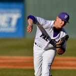 Gaddis, Paladins cruise to win in Harker's debut