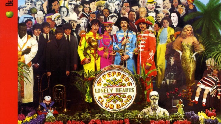 Sgt. Pepper and beyond: A look back at 20 great albums released in 1967
