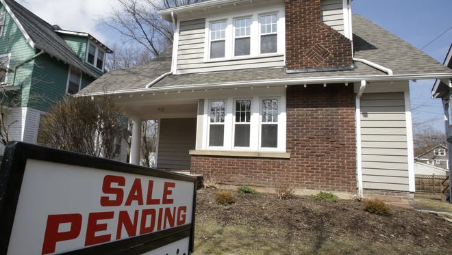 Housing prices in metro Detroit were 5.7% higher in April 2016 compared to a year earlier.
