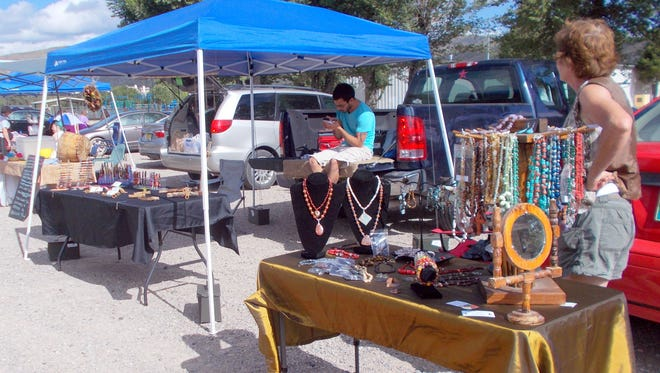 Artisans and growers offer variety at the market