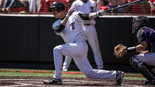 Americas alumnus Orlando Garcia just completed his junior season on the Texas Tech baseball team this past spring. He hopes to have his named called in the MLB draft, which is held Monday through Wednesday. The draft consists of 40 rounds.